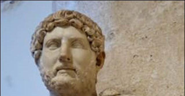 Ένας Ρωμαίος αυτοκράτορας με ελληνικό χιτώνα