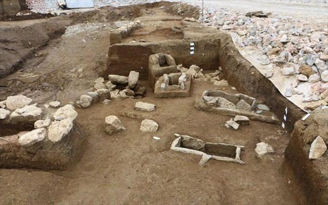 Σημαντικά αρχαιολογικά ευρήματα στον Πλαταμώνα Πιερίας