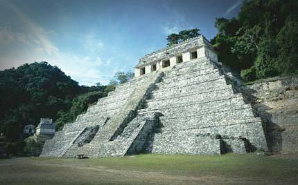 Ένας 15χρονος Καναδός ανακαλύπτει χαμένη πολιτεία των Μάγια