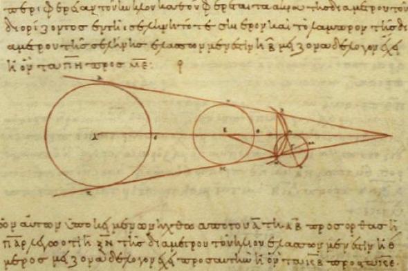 Ο Αρίσταρχος ο Σάμιος είπε ότι η Γη γυρίζει γύρω από τον Ήλιο πολύ πριν από τον Κοπέρνικο