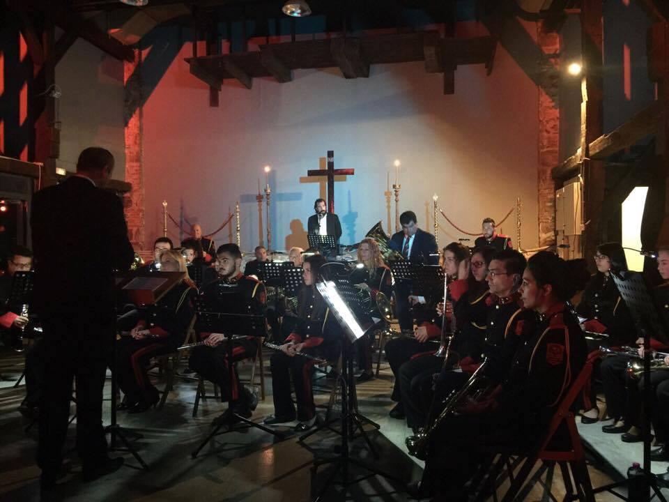 Συναυλία της Ανδρικής Χορωδίας Λαυρίου
