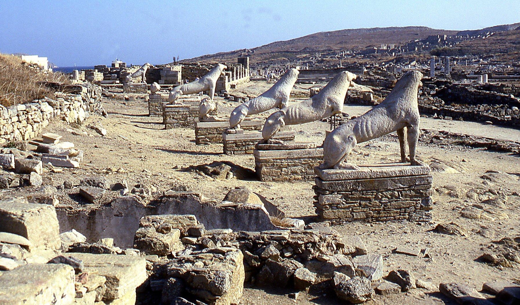 Ανοιχτά και με ελεύθερη είσοδο μουσεία και αρχαιολογικοί χώροι την Τρίτη 18 Απριλίου