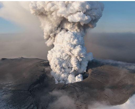Εντυπωσιακές εικόνες από την έκρηξη ηφαίστειου στη Γουατεμάλα (Βίντεο)