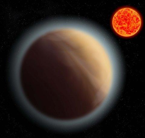 Ανακαλύφθηκε ακόμη μία κοντινή υπερ-Γη! ΣΕ ΑΠΟΣΤΑΣΗ 21 ΕΤΩΝ ΦΩΤΟΣ
