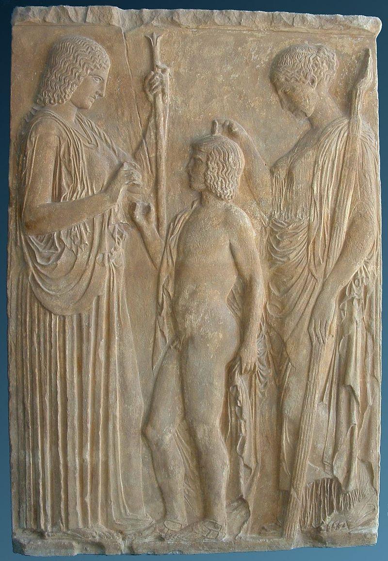 Τα Ελευσίνια Μυστήρια στο μουσείο Ακρόπολης -Σαν να βρίσκεσαι μέσα στο Τελεστήριο [εικόνες]