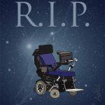 Ο Αρκάς μέσω του Facebook έδωσε το καλύτερο αποχαιρετισμό για τον μεγάλο επιστήμονα Stephen Hawkings
