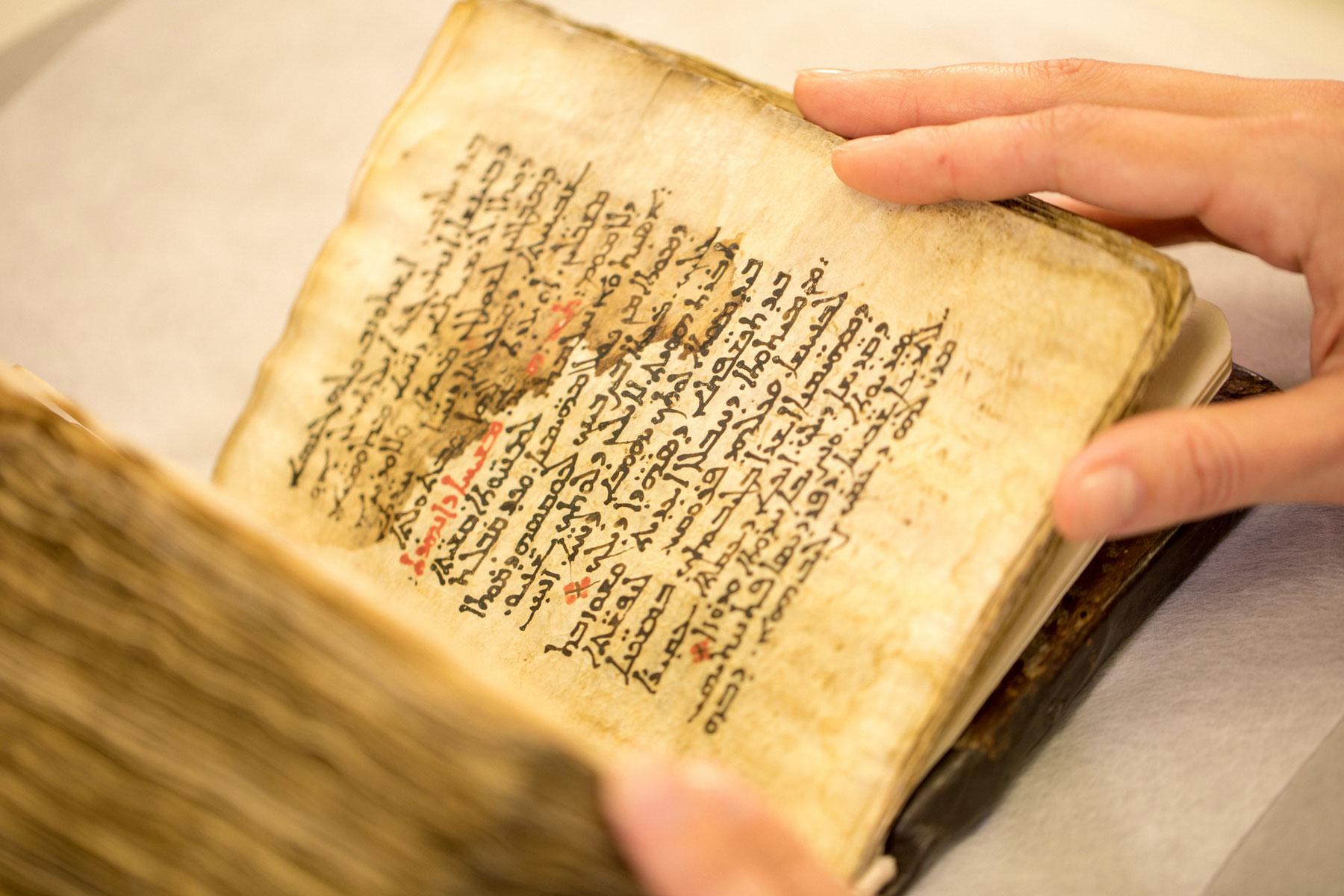 Κείμενο του Γαληνού αποκαλύφθηκε σε σιναϊτικό παλίμψηστο