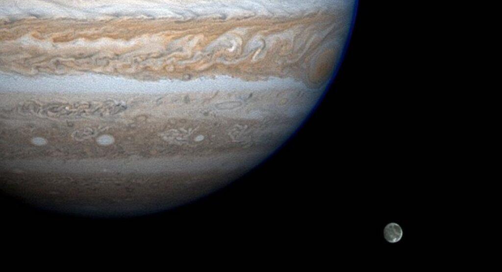 Εντοπίστηκε ραδιοφωνικό σήμα από δορυφόρο του Δία – Τι κρύβει ο μυστηριώδης Γανυμήδης;